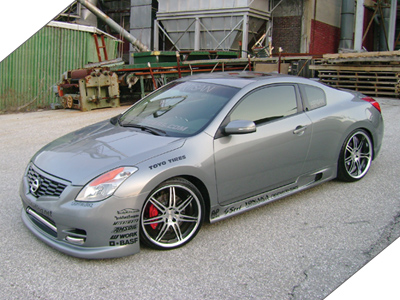 08 Nissan Altima Coupe